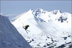 At a little over 9,000 feet, Oregon's Mount Bachelor is known for exceptionally long ski seasons that stretch into May.