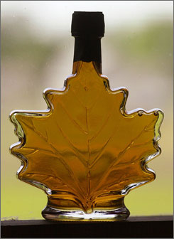On 2009's plate: Maple syrup (like that of Vermont's Morse Farm).