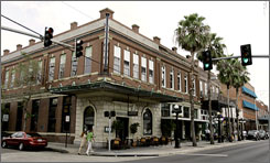 Some of the glitziest game week parties will happen in the clubs and restaurants of Ybor City, the former Latin quarter downtown that was redeveloped as an entertainment district before the city's last Super Bowl in 2001.