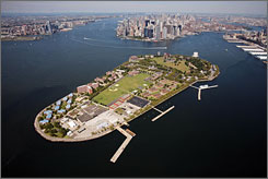 Currently a free public playground for New Yorkers, Governors Island may be running out of money.