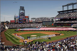 "If you're visiting during baseball season, get a cheap seat at Coors Field to watch the Colorado Rockies. ""Rockpile"" tickets in center field are just $4."