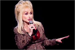 Dolly Parton is the official ambassador for the 75th anniversary celebration of the Great Smoky Mountains National Park.
