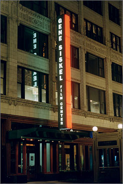 In Chicago: The hottest ticket on Oscar night is the gala benefit held at the Gene Siskel Film Center.