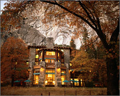 A study by Yosemite National Park found that the landmark Ahwahnee Hotel does not meet modern standards for earthquake resistance and may require a $20 million renovation.