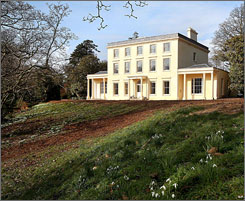"Greenway House: This ""loveliest"" of places, as Agatha Christie called it, is now open to visitors."