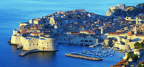 "Like many travelers, Bridget Marquardt was charmed by Dubrovnik, Croatia:  ""It is absolutely beautiful. I loved it there."""