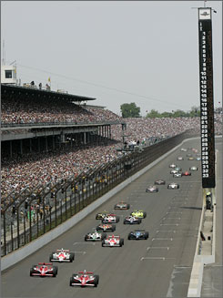The centerpiece of the city's attractions is the Indianapolis Motor Speedway, which is kicking off a three-year celebration marking the 100th anniversary of the track and the race.
