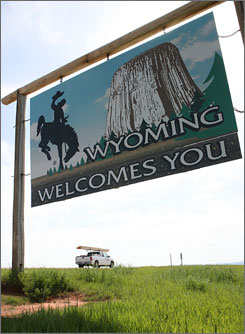 Still in budget? After gas rose 40 cents, taking I-90 to Wyoming may not be for the 68% of surveyed adults planning road trips.