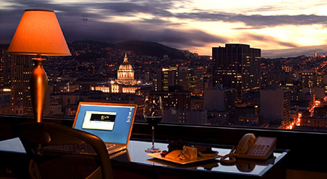 At San Francisco's Parc 55 Hotel, $99 a night* will get you a standard room at the four-star, 1,010-room downtown property, which just completed a $30 million renovation (source:       www.Hotelres.com). See below for more amazing San Francisco hotel deals.