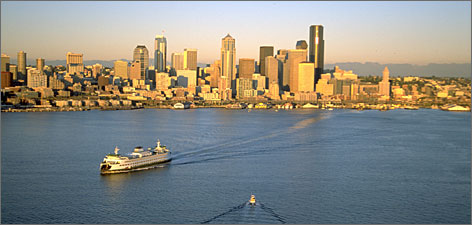 In Seattle: Celebrate the longest day of the year with music and food in this vibrant city on the Puget Sound.
