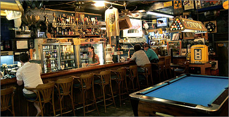 The Leon Pub in Tallahassee, Fla., has almost 50 taps and 300 different beers for customers to chose from.