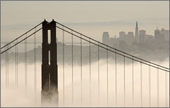 San Francisco: Take in the city's skyline and the Golden Gate Bridge for a lot less than you could last year, says Travelzoo's Gabe Saglie.