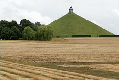 Waterloo visitors can also tour the actual battlefield, several museums and the Lion Mound, a hill built as a monument to the Netherlands' Prince of Orange.