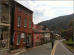 Commemoration: Today marks 150 years since the abolitionist's failed raid on Harpers Ferry.