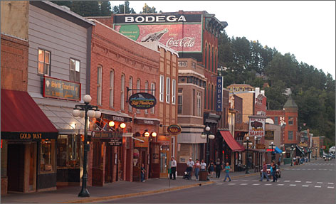 Over the past 20 years, the casino industry has brought 2,000 jobs, millions of dollars in profits, and money for extensive renovations to historic Deadwood, S.D.