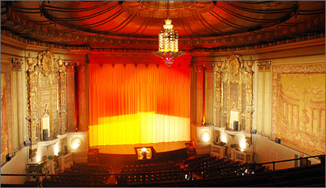In San Francisco: You won't get dirty looks for singing along with the film at Castro Theatre.