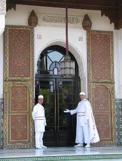 La Mamounia: The iconic hotel, built in the 1920s on the grounds of a sultan's 18th century gardens, reopened in September after a three-year, $180 million makeover.