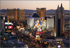 Sin City is known as a top spot for gambling, but tthese days, visitors can also enjoy five-star restaurants, first-rate entertainment and superior shopping.