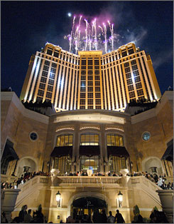 The Palazzo in Las Vegas made Travel + Leisure's list of the 500 best hotels in the world.