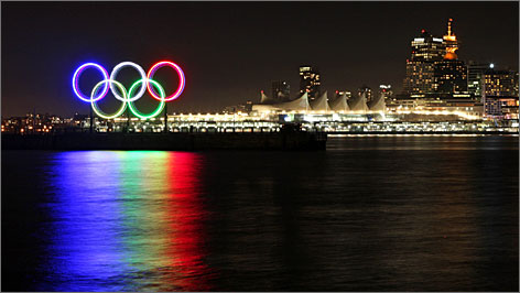 Vancouver will be front and center in travelers' consciousness this year, thanks to the Winter Olympic Games.