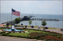 A gift that keeps on giving: Fairhope's pier on Mobile Bay is in a park from the society that founded the town based on cooperative community ownership.