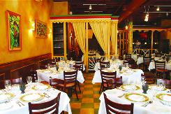 """Ortanique on the Mile: """"Great food and great atmosphere"""" at this Caribbean restaurant, Tracy Mourning says."""
