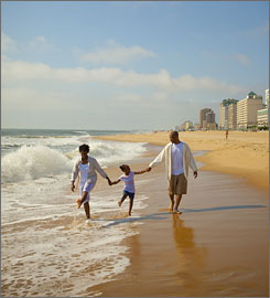 Making a splash: Virginia Beach is family-friendly and within an hour of some of the nation's great historic sites.
