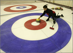 Bemidji Curling Club: Get a few pointers from 2006 Olympic bronze medalist Pete Fenson, who trains there often.