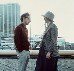 Apple of Oscar's eye: On Sunday, New York's Walter Reade Theater will screen 'Annie Hall' and other Academy-Award winning movies set in the city.