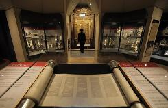 The Jewish Museum in London has tripled its floor space after a $15 million expansion.