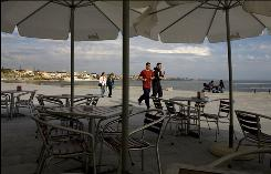 The Portuguese seaside resort of Estoril was hit hard  by the global economic downturn.