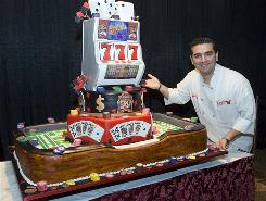Bally's Atlantic City hired Buddy Valastro, star of the Cake Boss reality series, to help celebrate the casino's 30th birthday.