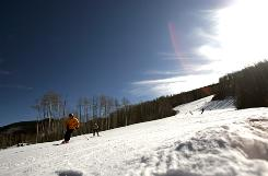 Ski resorts have planned for at least a decade for a drop-off of visits from baby boomers who helped build the industry but who will likely cut back as aching knees, hips and backs set in.