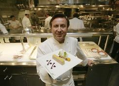 Chef Daniel Boulud's Daniel won the 2010 James Beard Foundation Award for outstanding restaurant. Other New York eateries also fared well, earning awards for best new restaurant, Marea, and best chef, Tom Colicchio of Craft.