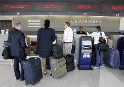 "Accrued miles on US Airways? Try to book a flight using your frequent-flier miles and you'll be charged anywhere from $25 to $50 just to redeem your ""reward."""