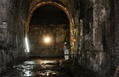 After several months of work to make the area safe for visits, the public will be allowed to tour the underground of the Colosseum.