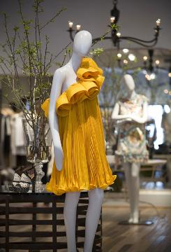 In Dallas: Forty Five Ten, an upscale boutique, offers up some killer finds like this dress by popular designer Stella McCartney.