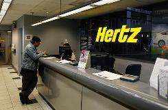 Hertz recently reported domestic rental revenues rose 9.8%, and cited pricing and ancillary revenues as the first two contributors.