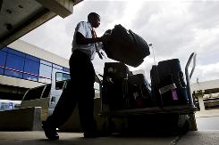 In 2009 alone, airlines generated $7.8 billion from ancillary fees, largely from checked bags.