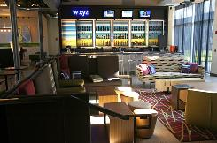 Starwood's hip, modern Aloft hotel chain made its debut on J.D. Power's customer satisfaction survey this year.