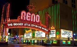 Reno's downtown casinos and nightlife are only part of its charm.