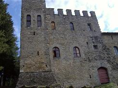 Carbonana Castle in Gubbio, Italy, is for sale for about $9.8 million, as is.
