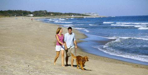 Kure Beach, N.C.: This popular Carolinas coastal destination is located near historic Wilmington. It's an affordable, family-oriented vacation spot.