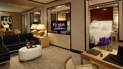 Unlike air travel, speaking up (politely) can go a long way toward getting a hotel upgrade.