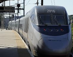 Beyond Acela: Amtrak's plan for high speed rail in the congested Northeast Corridor could cut travel times between big cities in half.