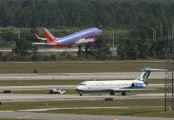 "Southwest and AirTran are often called ""discount"" airlines, implying that their prices are lower than their network airline competitors. This was true for many years, but not anymore."