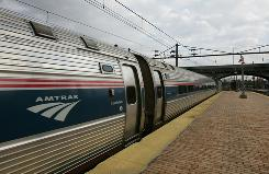 A portion of Amtrak's Keystone Corridor, which stretches from Lancaster to Philadelphia, has just made the national network of Underground Railroad sites.
