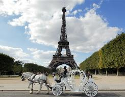If you want to travel to Paris within the next few months, you can find some good deals.