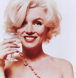 "At the Andy Warhol Museum in Pittsburgh, ""Marilyn Monroe: Life as a Legend"" features images of the film icon by photographer Bert Stern. The exhibition runs through Jan. 2."
