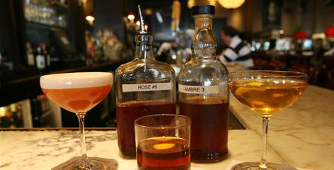 Eastern Standard: Landmark Boston bar features classic drinks like vermouth cocktails.